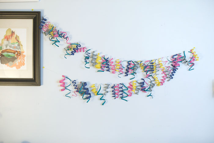 10 DIY Paper Garland Ideas - Easy garland DIY ideas to try for your next party! - www.yeswemadethis.com