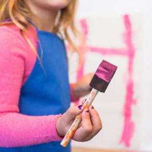 8 Easy Ways to Encourage Toddler Creativity - How to raise creative children. - www.yeswemadethis.com