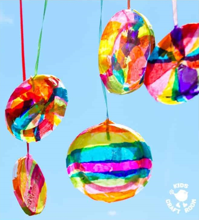 Ideas for Easy Summer Crafts for Toddlers