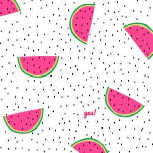 Free watermelon wallpaper background pattern