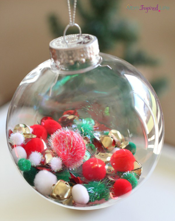 Fill the Ball Ornaments by Fun Learning for Kids